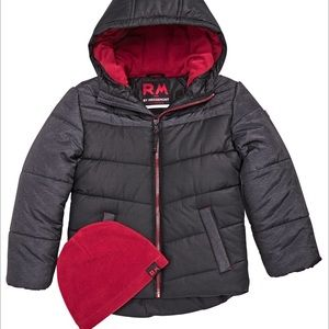 Other - Mrosemont winter jacket with hat BRAND NEW